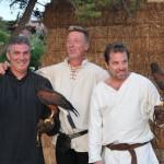 rievocazioni storiche falconeria toscana 5